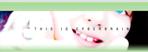 cyber brain home page